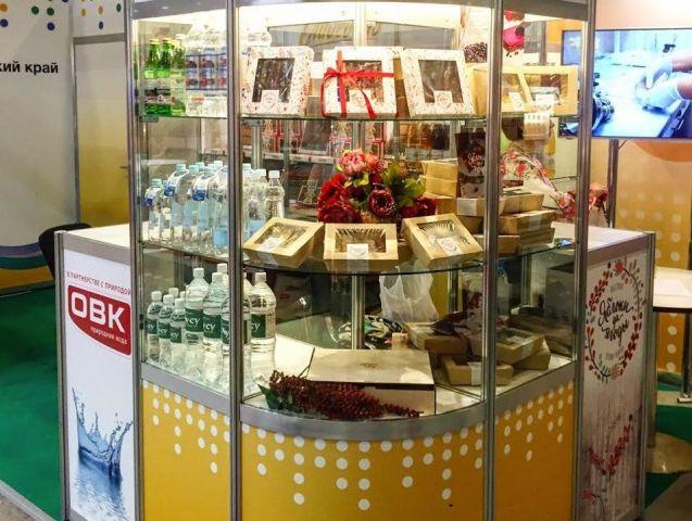 Ставропольские производители презентуют свою продукцию на международной выставке в Санкт-Петербурге