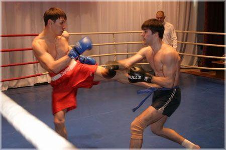 В Ставрополе прошли соревнования по рукопашному бою