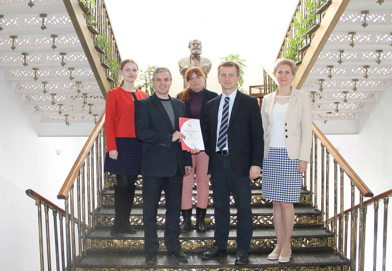 Сертификат качества получила психиатрическая клиника вСтаврополе