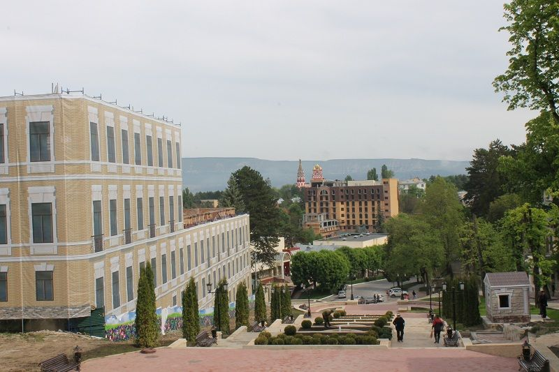 На КМВ обсудили развитие туристско-рекреационного и санаторно-курортного комплексов