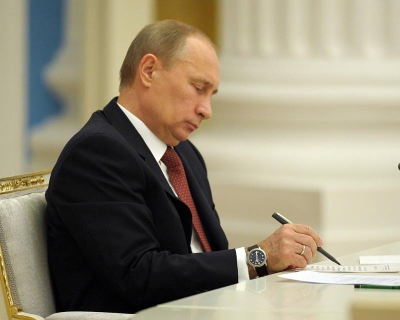 Президент России подписал Указ о назначении новых судей на Ставрополье