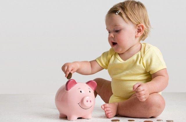 С 1 февраля увеличились размеры пособий на детей