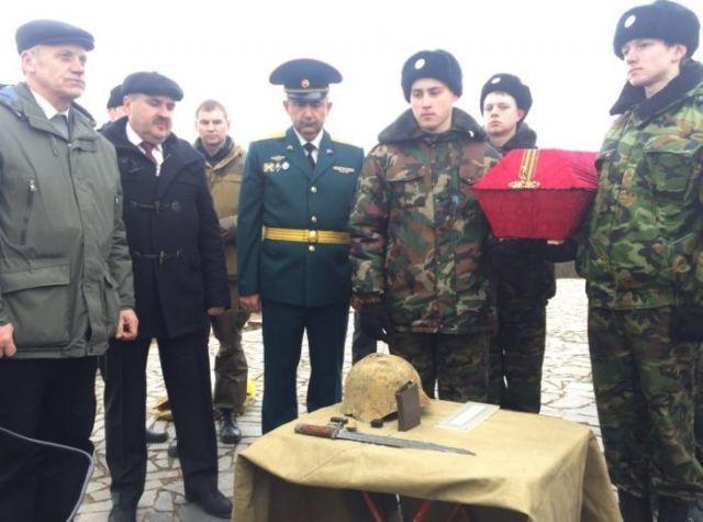 В Ессентуках захоронят останки погибшего под Псковом воина