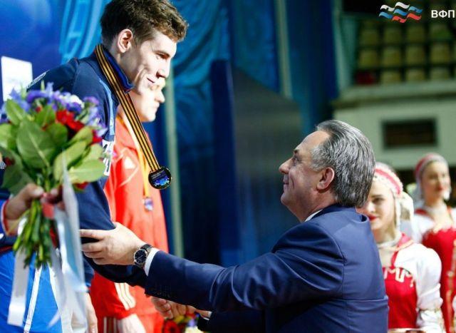 Спортсмен изЕссентуков вошёл волимпийскую сборную России поплаванию