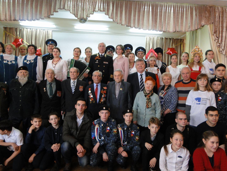 75-летие освобождения города от немецко-фашистских захватчиков отметили в Кисловодске