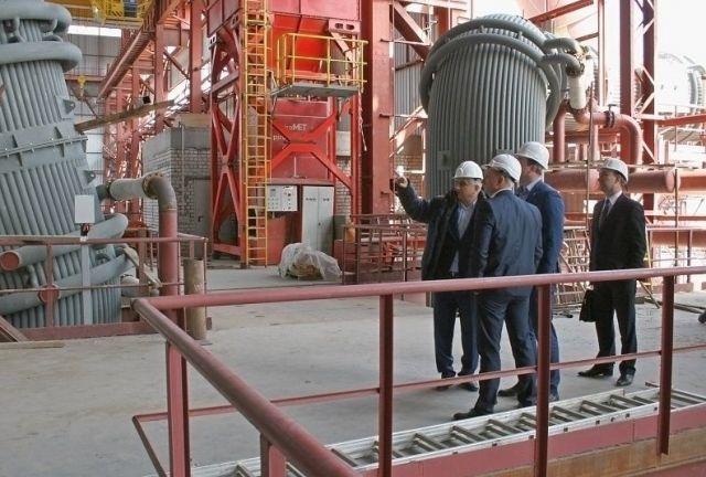 В конце 2016 года  «СтавСталь» запустит в Невинномысске электросталеплавильный цех