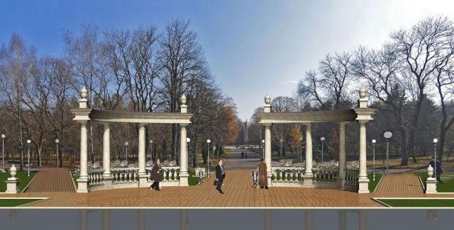 Столетний парк Ессентуков ждёт масштабная реконструкция