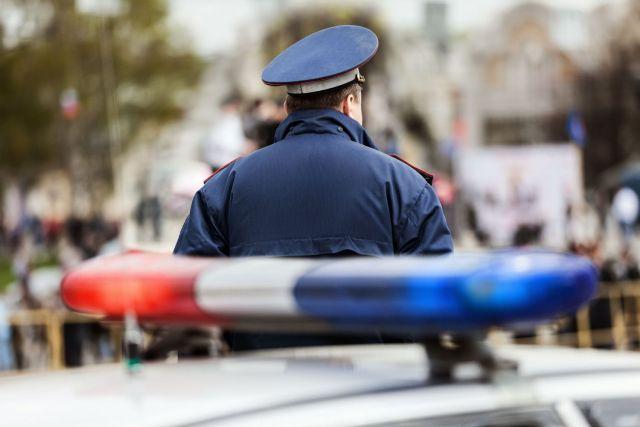В Ставропольском крае водитель без прав пытался скрыться от полицейских