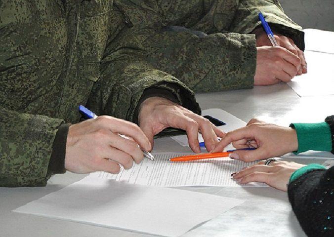 На Северном Кавказе на 20% выросло число желающих поступить на военную службу по контракту
