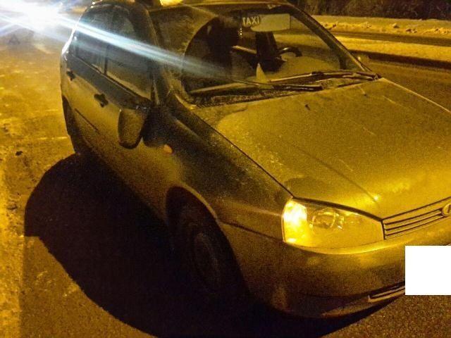 В Ставрополе на переходе водитель сбил пешехода