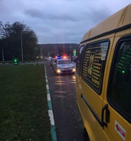 В Ставрополе у водителя маршрутки нашли героин