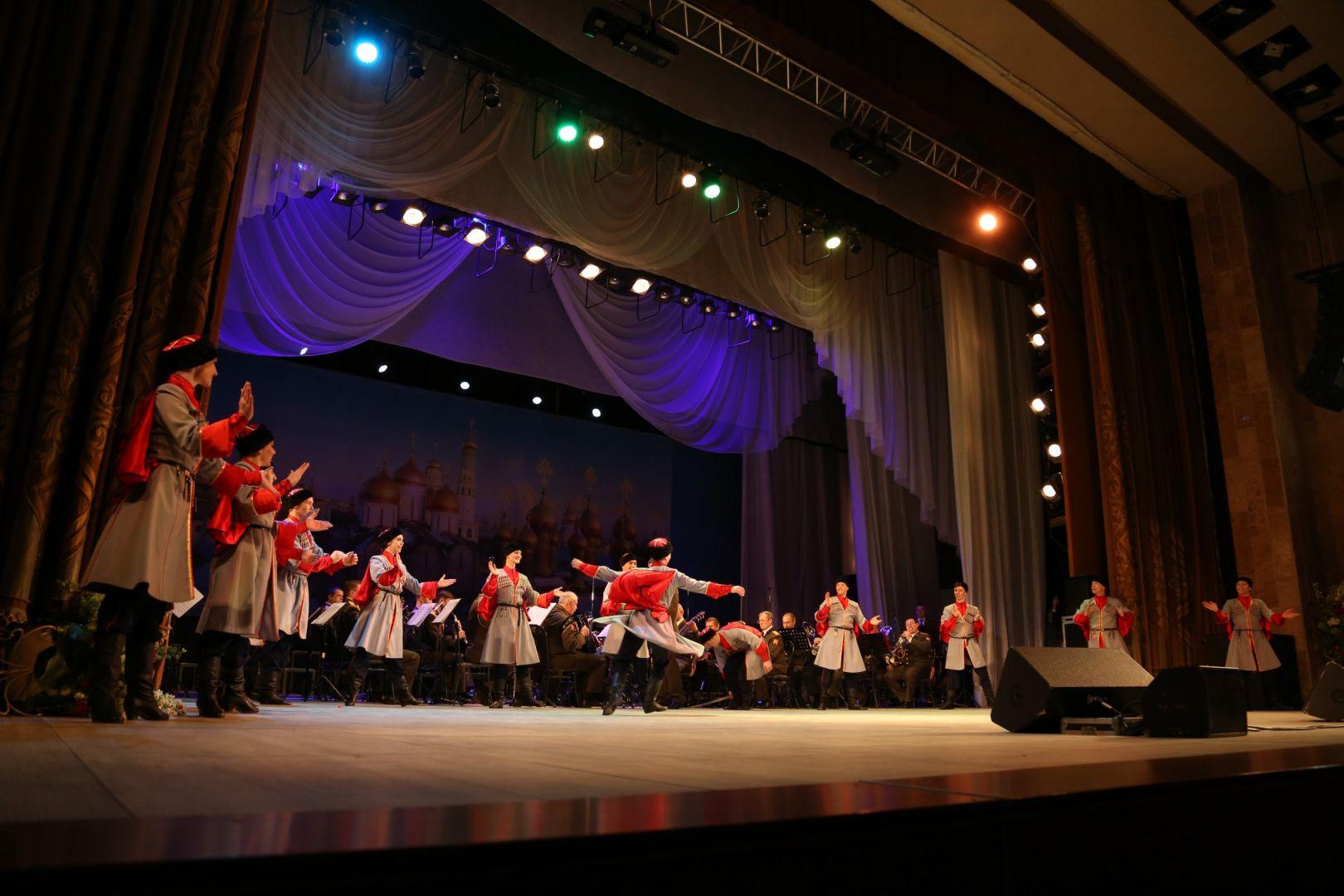 Ансамбль песни и пляски Росгвардии завершил тур по Северному Кавказу