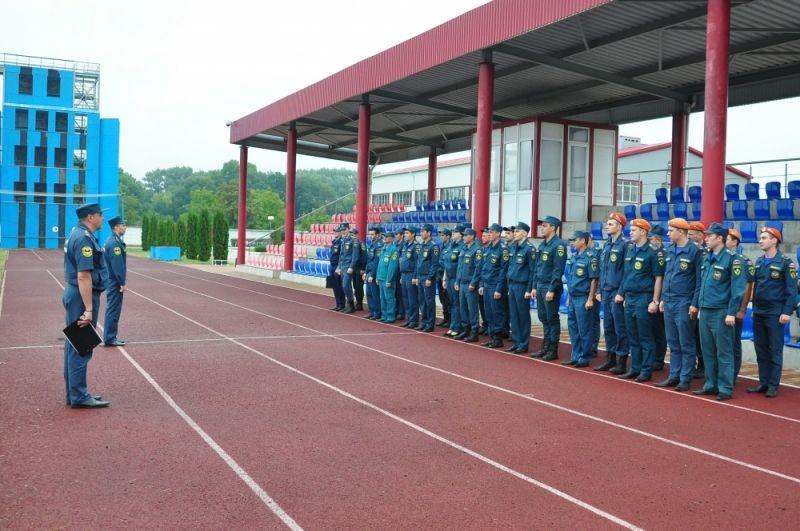 На Ставрополье выбрали «Лучшего начальника караула», «Лучшего пожарного» и «Лучшего работника пожарной охраны»