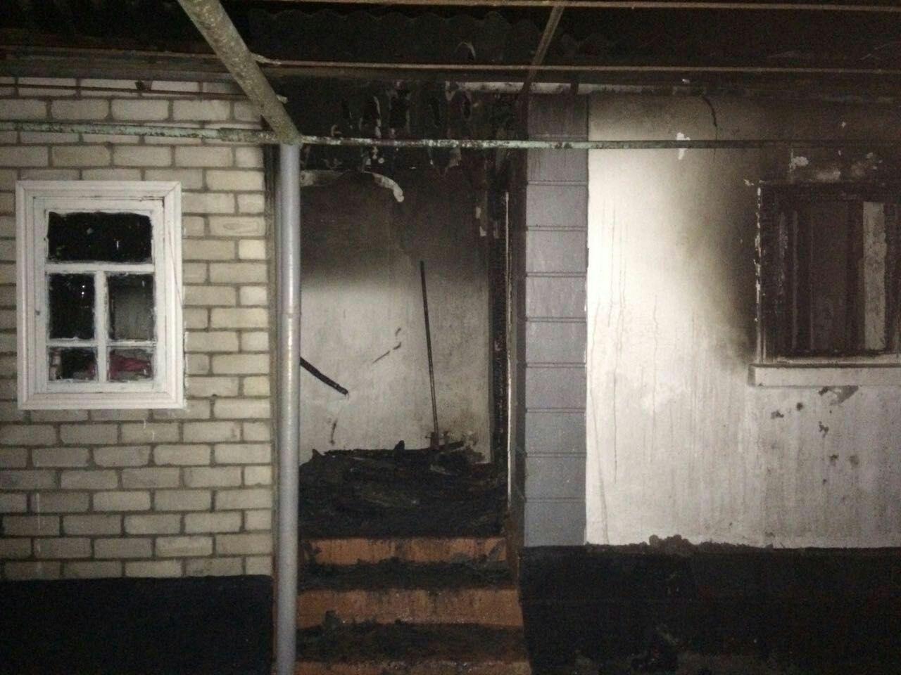 СКпроверяет факт смерти годовалой девушки при пожаре наСтаврополье