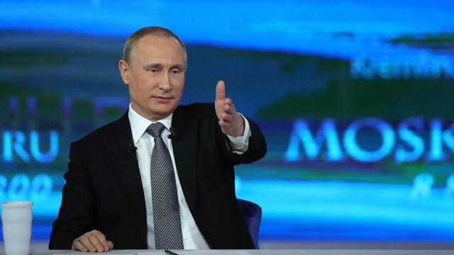 У Владимира Путина появились вопросы к губернатору Ставропольского края