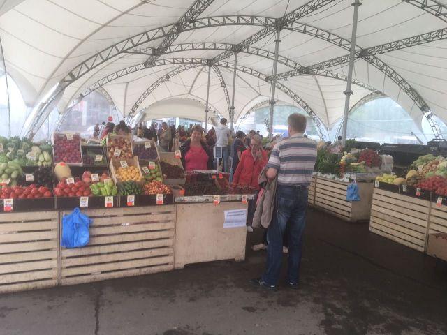 Ставропольские товары представили на ярмарке в Москве