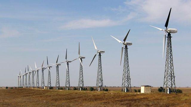 На Ставрополье будут развивать ветрогенерацию