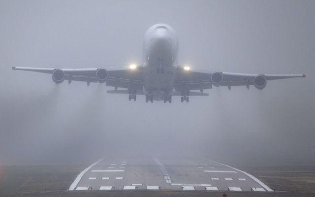 В Ставрополе из-за погоды задерживается прибытие авиарейса из Москвы