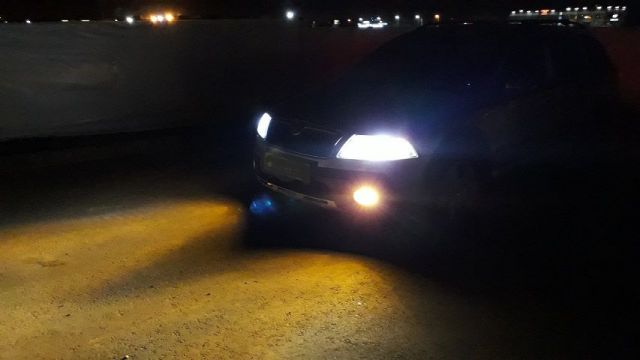 За три дня более тысячи ставропольских водителей привлечены к ответственности за неисправные световые приборы