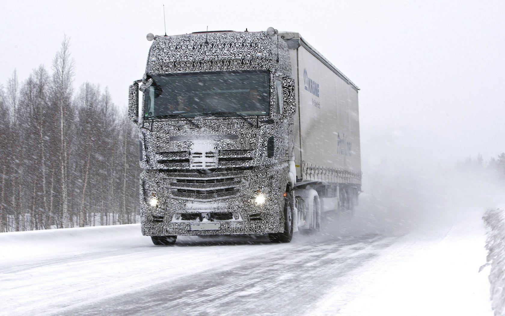ВСтаврополе ограничивают движение фургонов