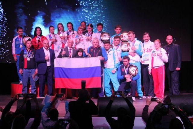Ставропольчанка стала чемпионкой мира по рукопашному бою