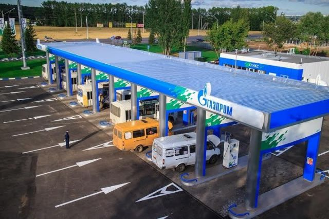 Ставропольский край вошёл в число лидеров развития газомоторной отрасли