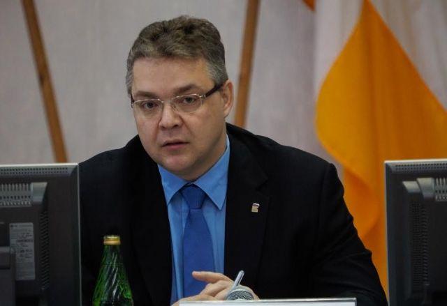Состоялась встреча губернатора Ставрополья Владимира Владимирова и главы КЧР Рашида Темрезова