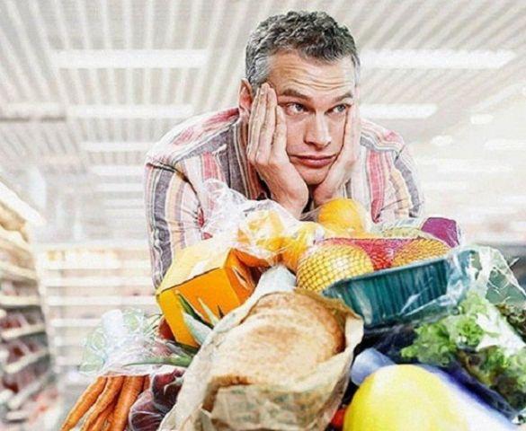В России ожидается резкий рост цен на хлеб, мясо и молоко