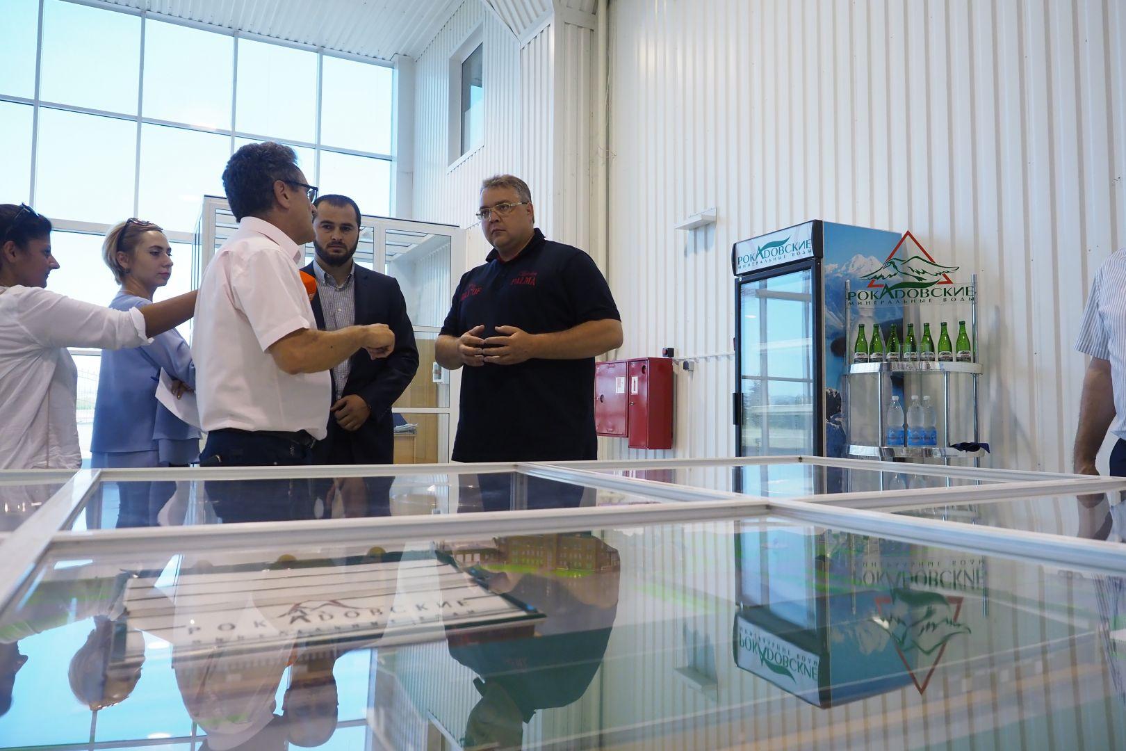 Завод «Рокадовские минеральные воды» возвращается к жизни