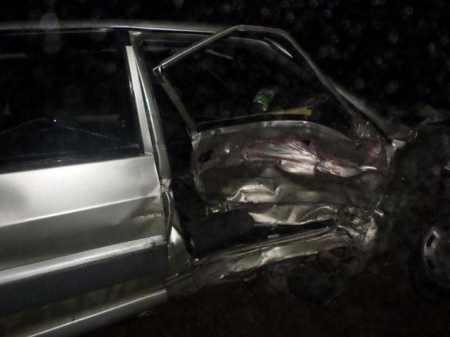 В Ставропольском крае в ДТП пострадали три человека