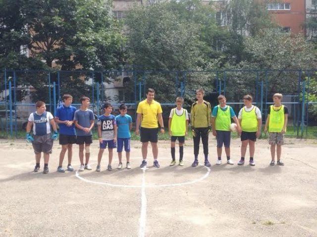 В Ставрополе стартовали отборочные этапы соревнований по мини-футболу