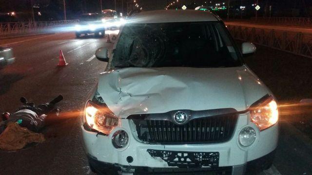 ВСтаврополе погиб пешеход, переходивший дорогу внеположенном месте