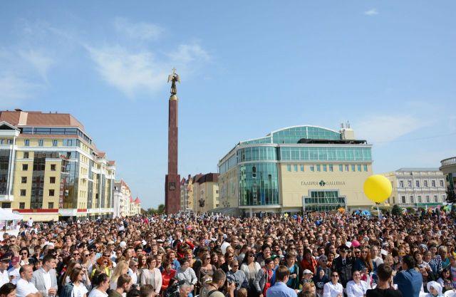 240-летие Ставрополя в цифрах: праздничные мероприятия посетило рекордное количество горожан