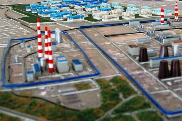 В Невинномысске наладят производство газомоторного топлива нового поколения