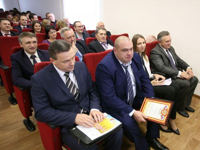Прошло заключительное в 2017 году заседание коллегии краевого министерства экономического развития
