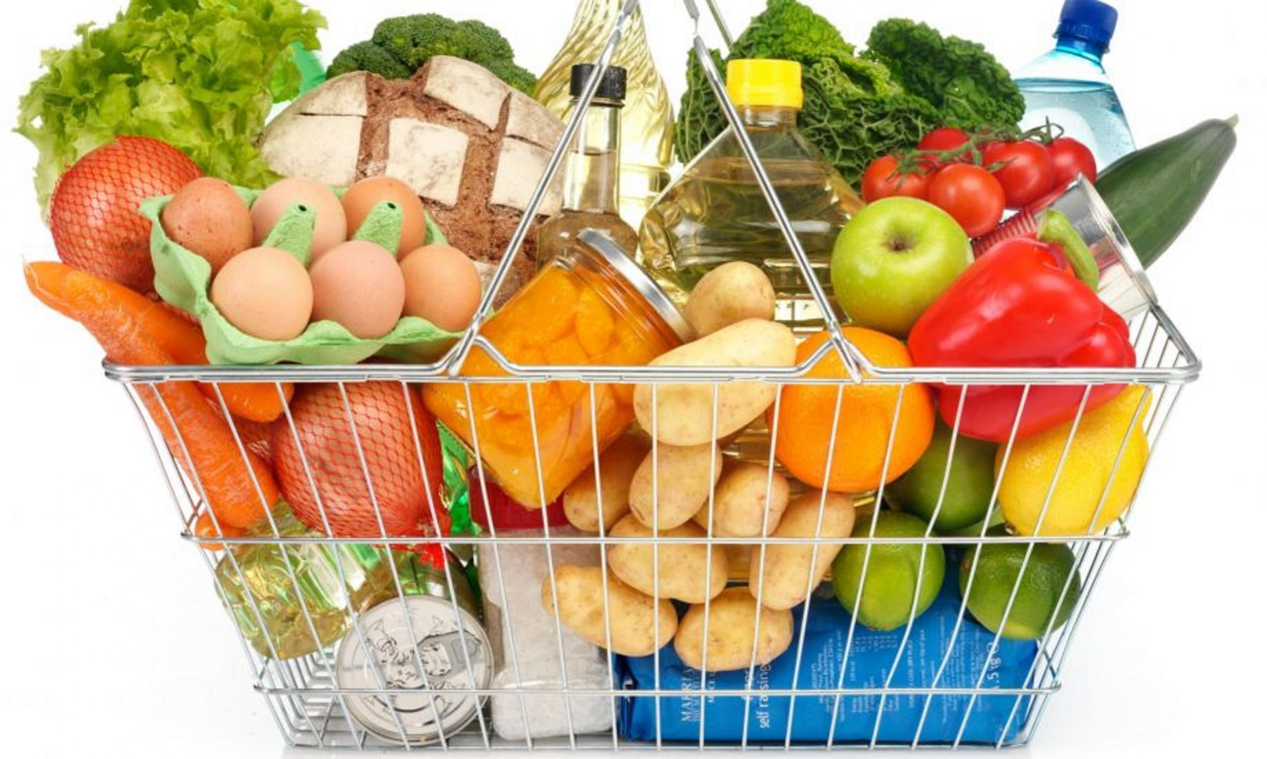 Минимальная продуктовая корзина на Ставрополье составила около 3450 рублей