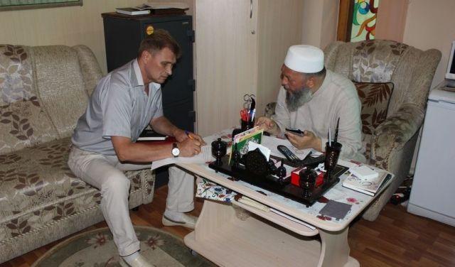 На Ставрополье обсудили вопросы строительства мечетей в Кисловодске