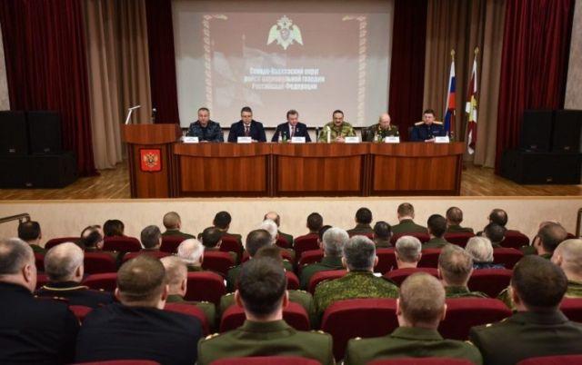 Сформирован Северо-Кавказский округ войск Росгвардии