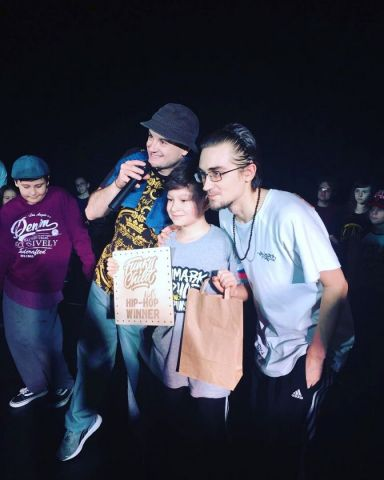 Ставропольский танцор стал победителем фестиваля FUNKY CHILD battle