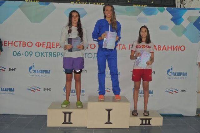 Юная спортсменка из Ставрополя триумфально выступила на состязаниях в Крыму