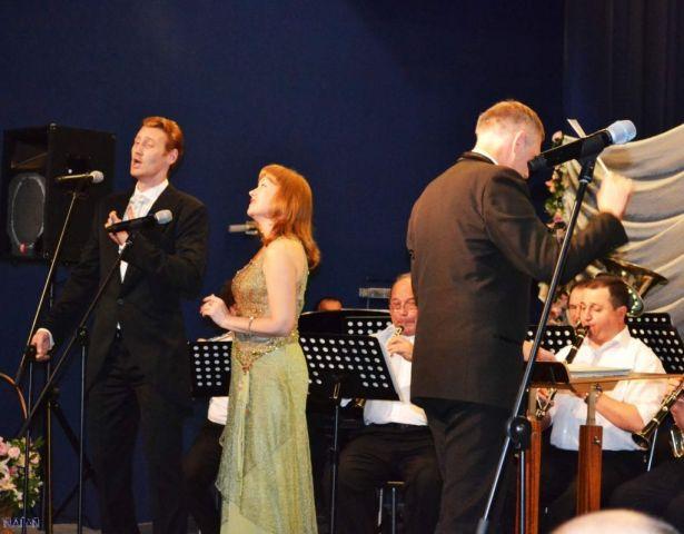 В Ставрополе с программой «Ох, уж эта оперетта!» выступил концертный духовой оркестр