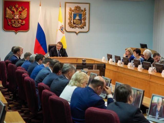 Ставрополье среди лидеров по качеству управления финансами