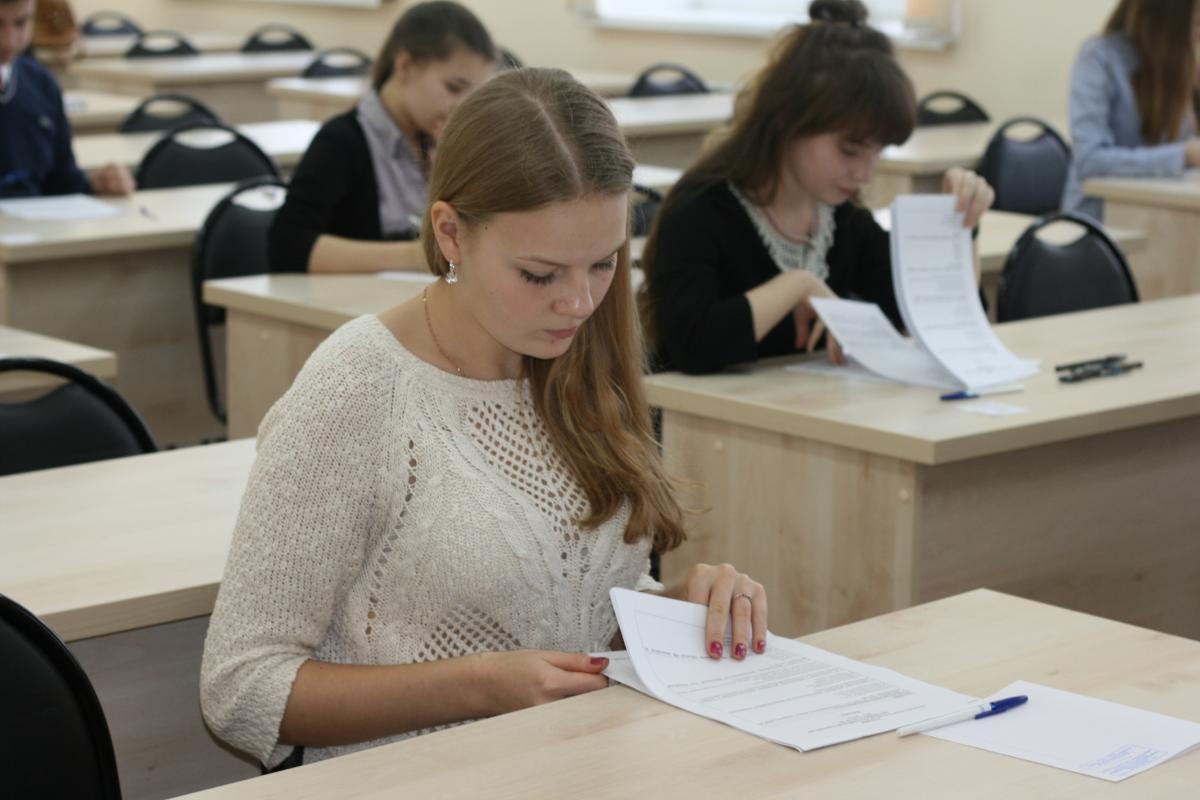 ВГрозном прошел Iтур регионального этапа Всероссийской олимпиады школьников пофизике