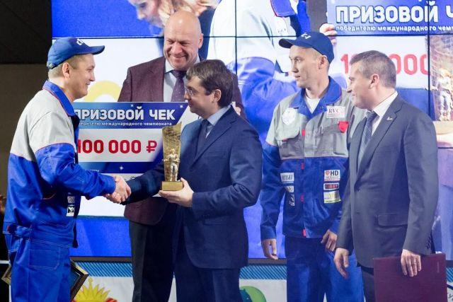 Ставропольских сантехников приглашают на всероссийский чемпионат