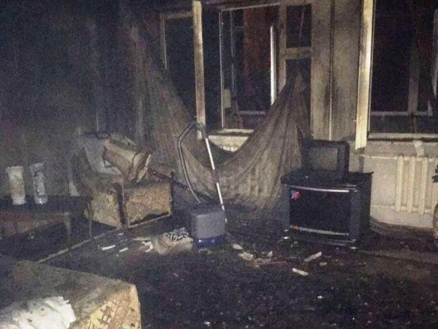 На Ставрополье сгорел частный дом, двое погибших