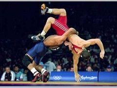 Ставропольский борец завоевал олимпийское золото