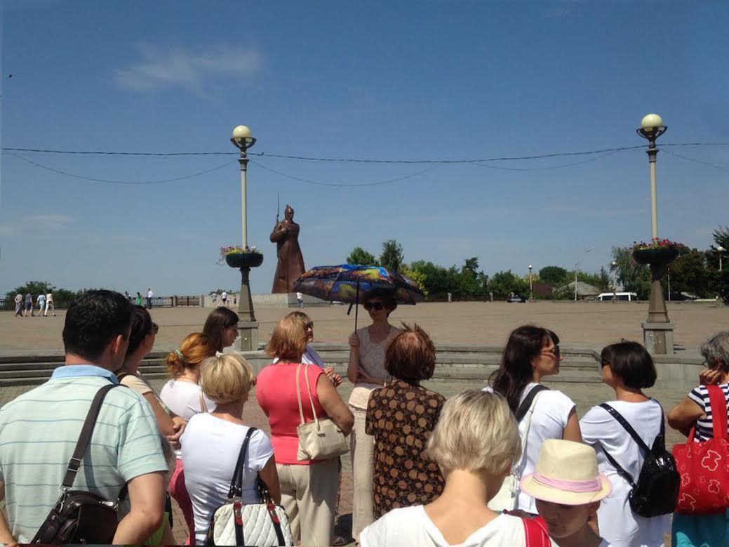 Экскурсии поСтаврополю пользуются популярностью
