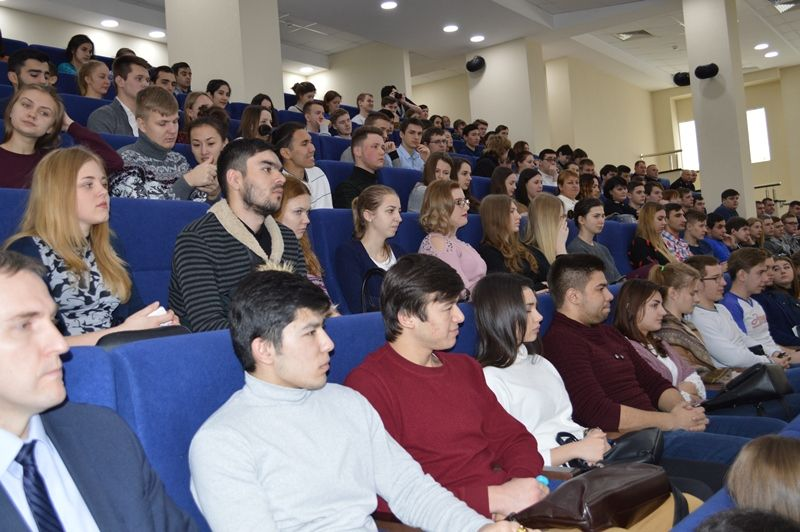 В Ставрополе прошёл студенческий форум по дорожной безопасности