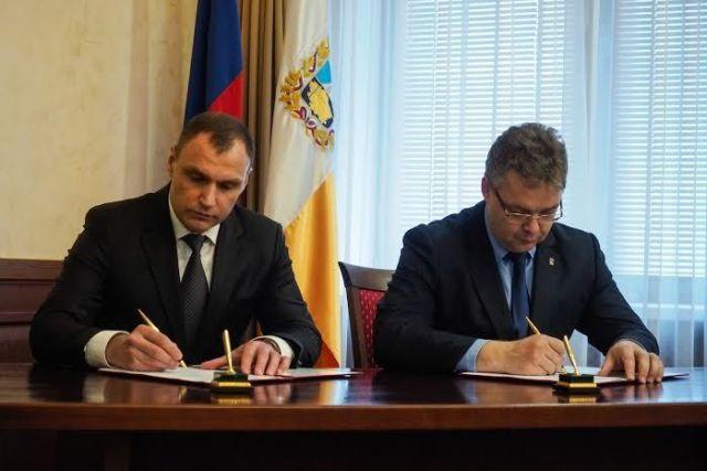 Краевое правительство и «МРСК Северного Кавказа» подписали соглашение о сотрудничестве