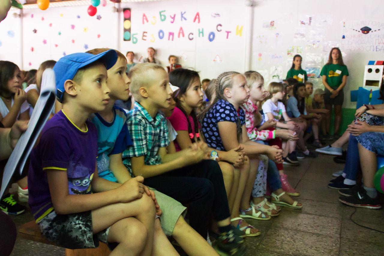 «Лесная поляна» в Ставрополе приняла вторую профильную смену